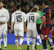 اسوء لاعب في ريال مدريد بالكلاسيكو