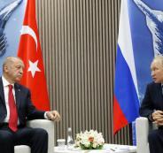 اردوغان وروسيا