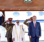 امير الكويت في العراق