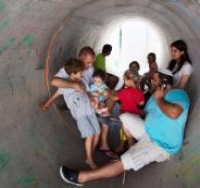 المستوطنين في غلاف غزة