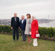 امينة اردوغان في الاردن