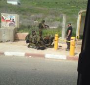 اعتقال فلسطيني على حوارة بزعم