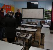 بناء مدرسة جديدة في بيتونيا