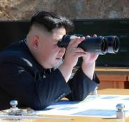الزعيم الكوري الشمالية