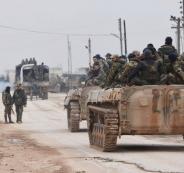 ادلب والجيش السوري