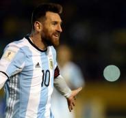 تأهل الارجنتين لكأس العالم