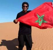 رونالدينو في المغرب