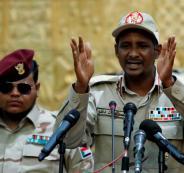 انقلاب عسكري في السودان