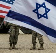 المساعدات الامريكية لغزة واسرائيل