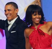 مذكرات اوباما وزوجته