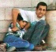 والد الشهيد محمد الدرة