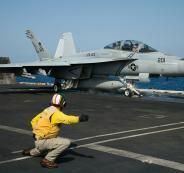 واشنطن ترسل حاملات طائرات الى الخليج
