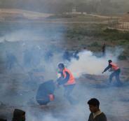 مواجهات في شمال قطاع غزة