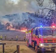 حرائق في استراليا