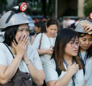 زلزال يضرب الفلبين