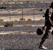 مقتل جنود مصريين وقطر