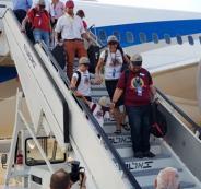 239 مهاجرًا يهوديًا يصلون تل أبيب
