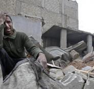 مقتل مدنيين سوريين في الغوطة الشرقية