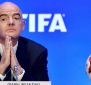 رئيس الاتحاد الدولي لكرة القدم