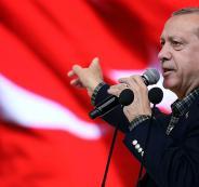 اردوغان يتوعد الجماعات الارهابية
