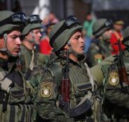 الامن الفلسطيني واعتقال مدير المخابرات الفلسطينية