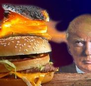 هل تخلى ترامب عن تناول