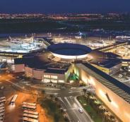 اختراق امني كبير في مطار بن غوريون