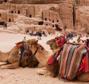 الدخل السياحي للاردن