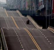 طريق الامواج في الصين