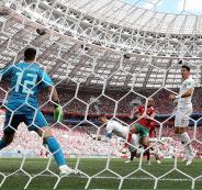 المدرب المغربي: هناك خطأ فادح قبل هدف البرتغال ولنا ركلة جزاء
