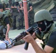 الامن الفلسطيني ومخيم بلاطة