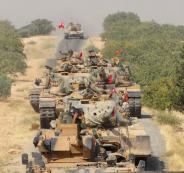 السلطات السورية تطالب القوات التركية بالانسحاب فورا من إدلب