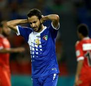 المنتخب الكويتي يحل ضيفاً على الفدائي في 13 أيار المقبل