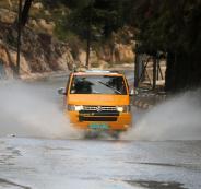 أمطار الخير تصل فلسطين غداً الاثنين حتى مساء الثلاثاء