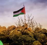 حذف خريطة فلسطين