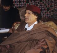 الافراج عن رفيق معمر القذافي