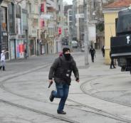 مقتل شرطي تركي  طعنا على أيدي عنصر من