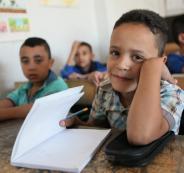 بلجيكا توقف دعم المدارس الفلسطينية