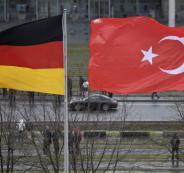 المانيا والسفر الى تركيا