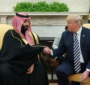 ترامب وبن سلمان والنفط