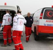 اصابة شاب برصاص المستوطنين جنوب نابلس
