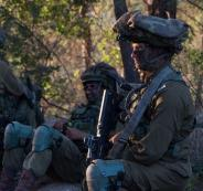 تدريبات الجيش الاسرائيلي