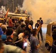 مقتل عراقيين جراء الاحتجاجات