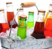 المشروبات الغازية تسرع الشيخوخة