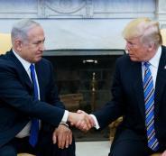ترامب ونتنياهو والسلام مع الفلسطينيين