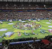 13.5 مليار دولار إيرادات روسيا من كأس العالم