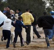 المستوطنون في غلاف غزة