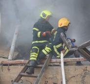 حوادث اطفاء حرائق