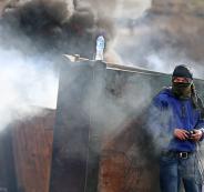 إصابات بين صفوف المتظاهرين إثر مواجهات مع الاحتلال في الضفة والقدس