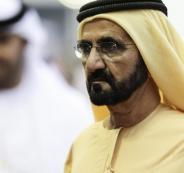 فيسبوك وحاكم دبي